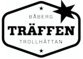 Träffen Båberg, Trollhättan Logotyp